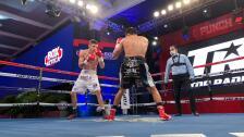 Chirino vs Alan Piña