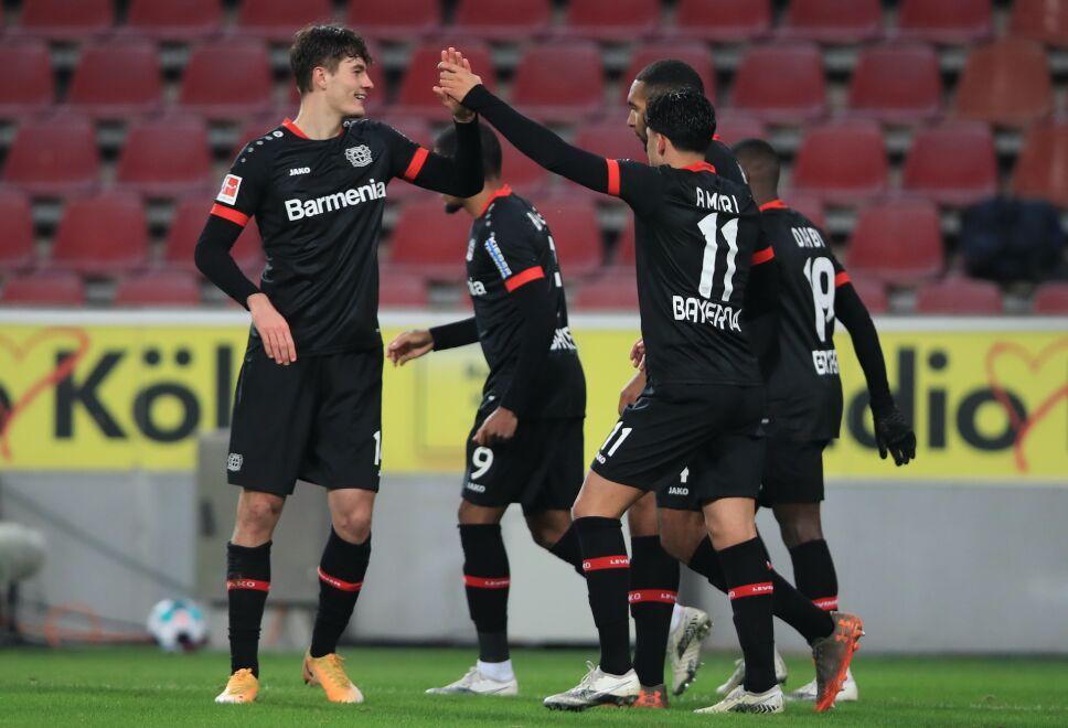 Eintracht Frankfurt vs Bayer Leverkusen en vivo en Azteca Deportes