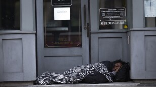 Seattle's Homeless Struggle During Coronavirus Pandemic