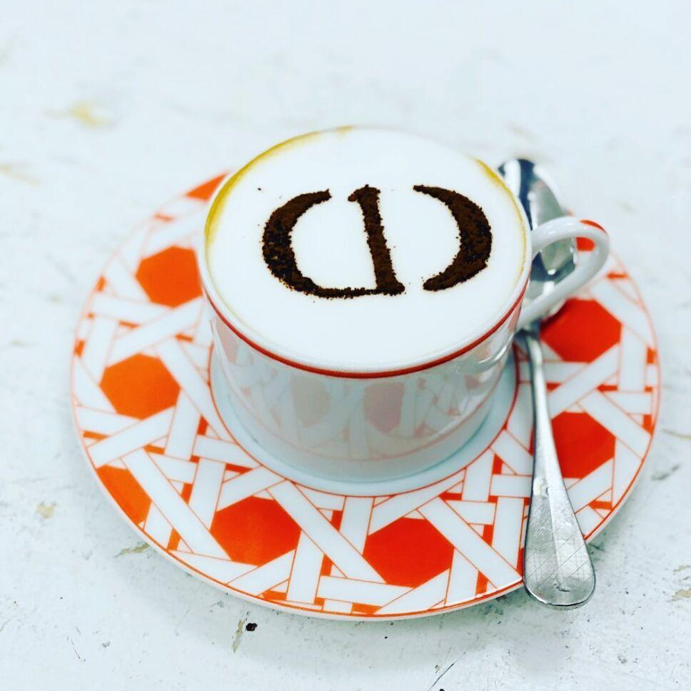 Dior cafe miami