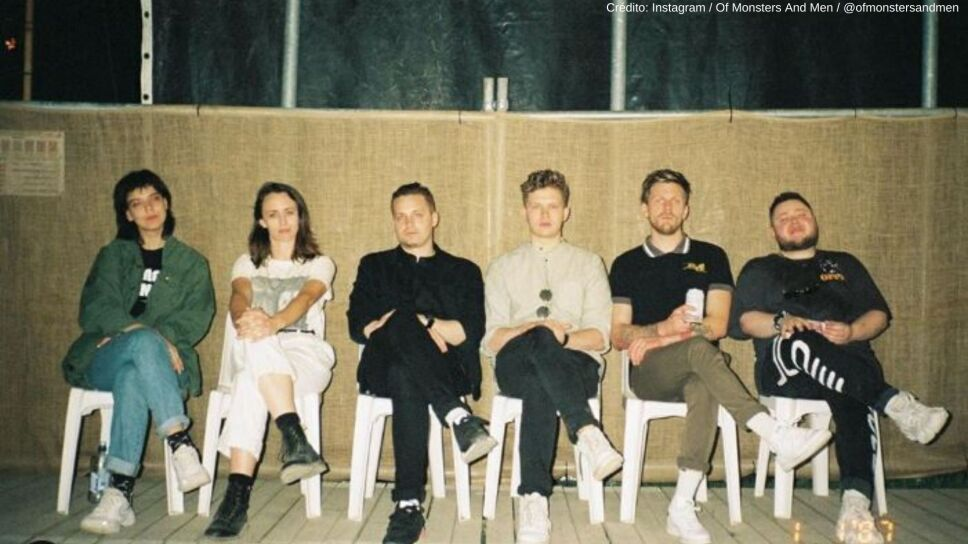Of Monsters And Men se presentará en la Ciudad de México.