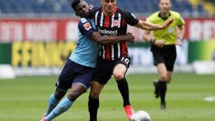 Eintracht Frankfurt vs Borussia Mönchengladbach