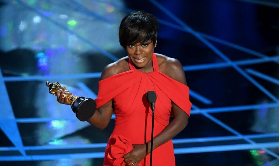 Viola Davis, Oscar 2017