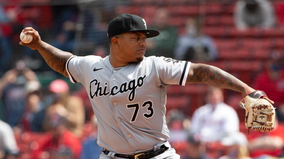 Yermin Mercedes beisbol Chicago White Sox