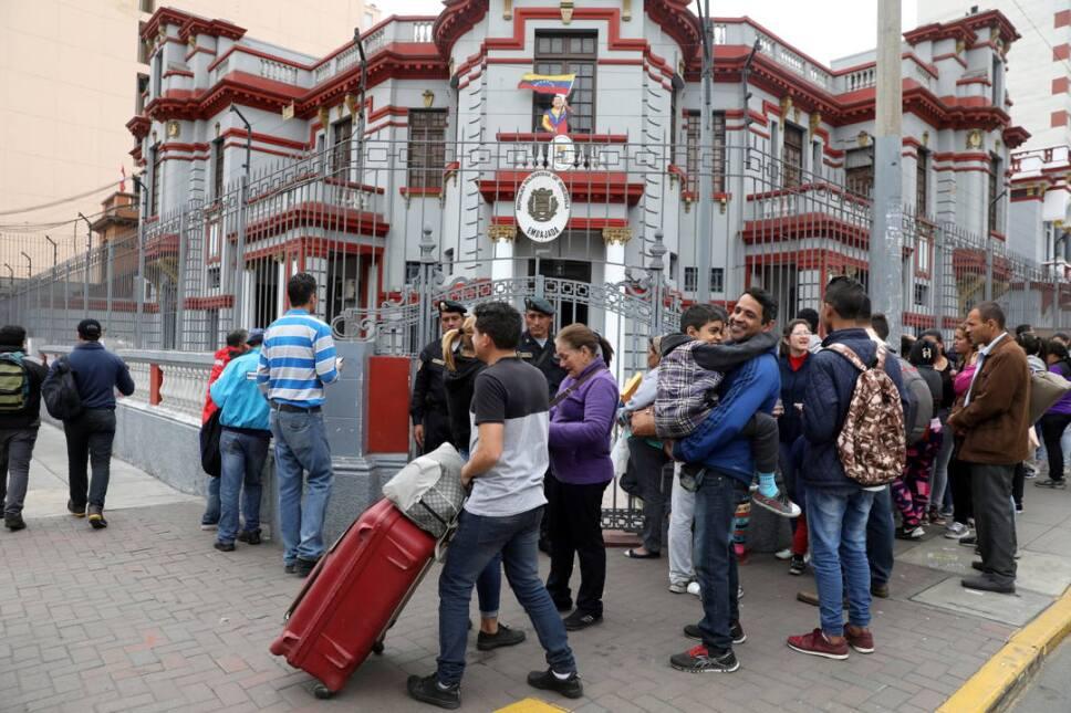 inmigrantes venezolanos peru2