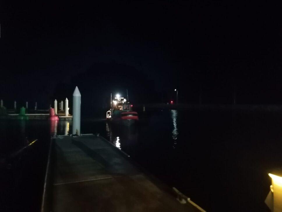Rescate yate Veracruz
