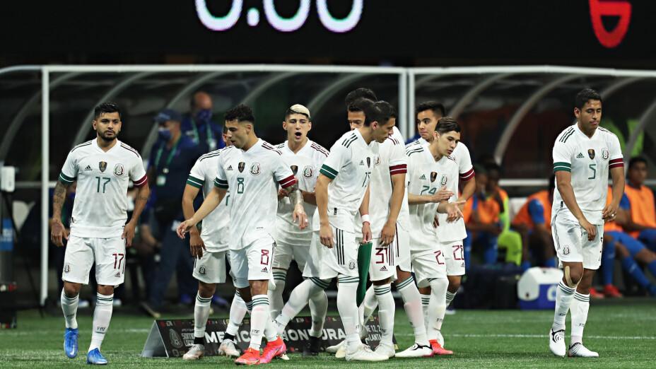 Selección Mexicana Copa Oro 2021 convocatoria.