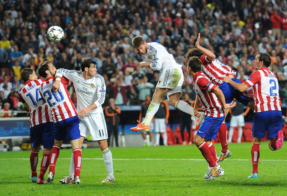 Soccer - UEFA Champions League Final - Real Madrid vs. Atletico Madrid
