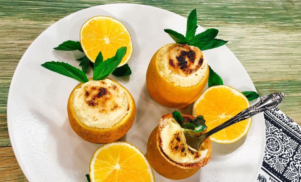 soufflé de naranja, receta, cocineros mexicanos, tv azteca