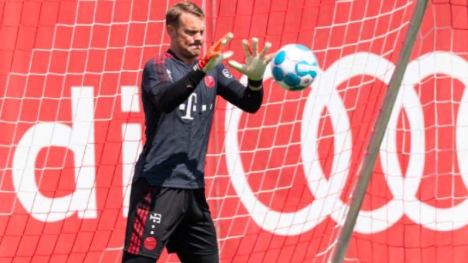 Bayern Múnich y el Borussia Mónchengladbach