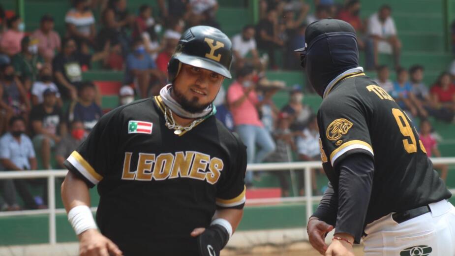 Leones de Yucatán vs Tigres de Quintana Roo en vivo