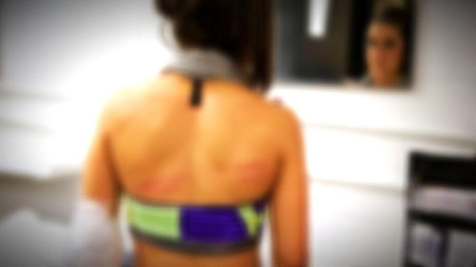 Luchadora mexicana