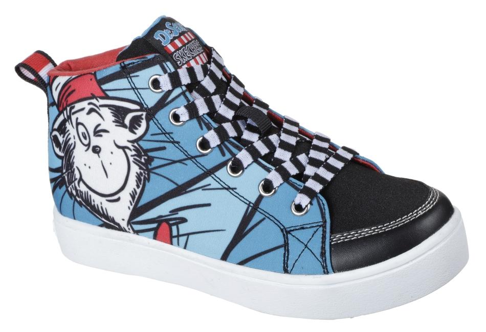 ¿Qué opinan de la nueva colección de Skechers con Dr. Seuss?