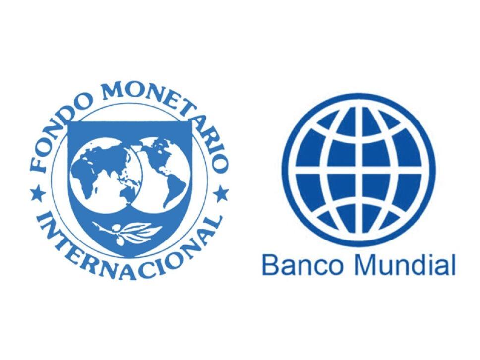 FMI y BM piden a países ricos congelar cobros de deudas