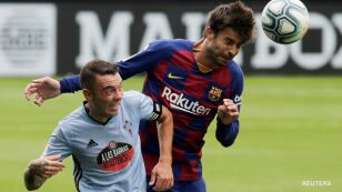 Barcelona ve alejarse La Liga
