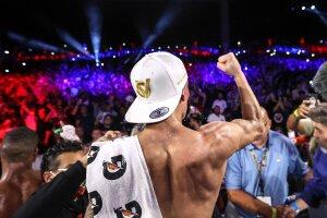 Box Azteca Óscar Valdez campeón Canelo Álvarez