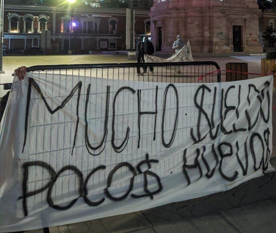 Aficionados del Pachuca exigen entrega a los jugadores