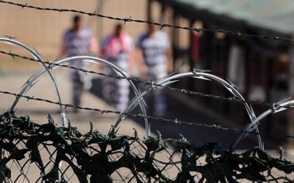 Aumenta número de inmigrantes en prisiones de EUA