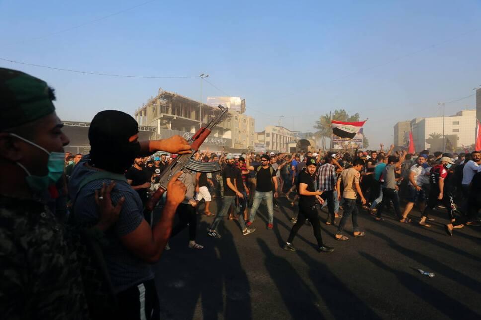 iraq protestas 3