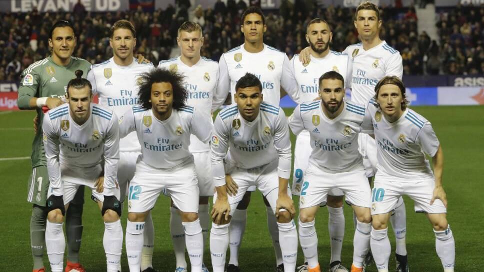 Real Madrid vs Paris Azteca Noticias