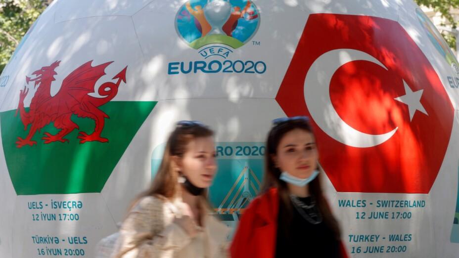 Turquía vs Gales