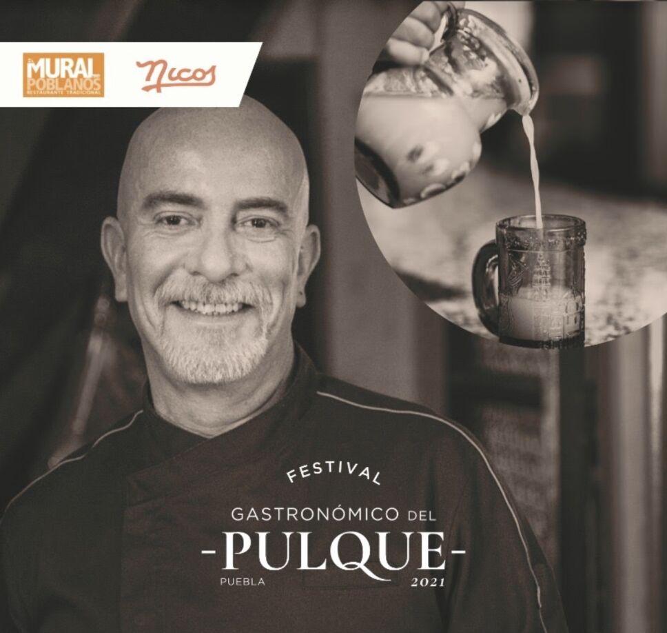 Pulque gerardo vazquez lugo chef