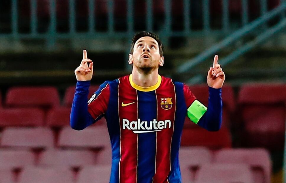 Lionel Messi empató recórd de Pelé