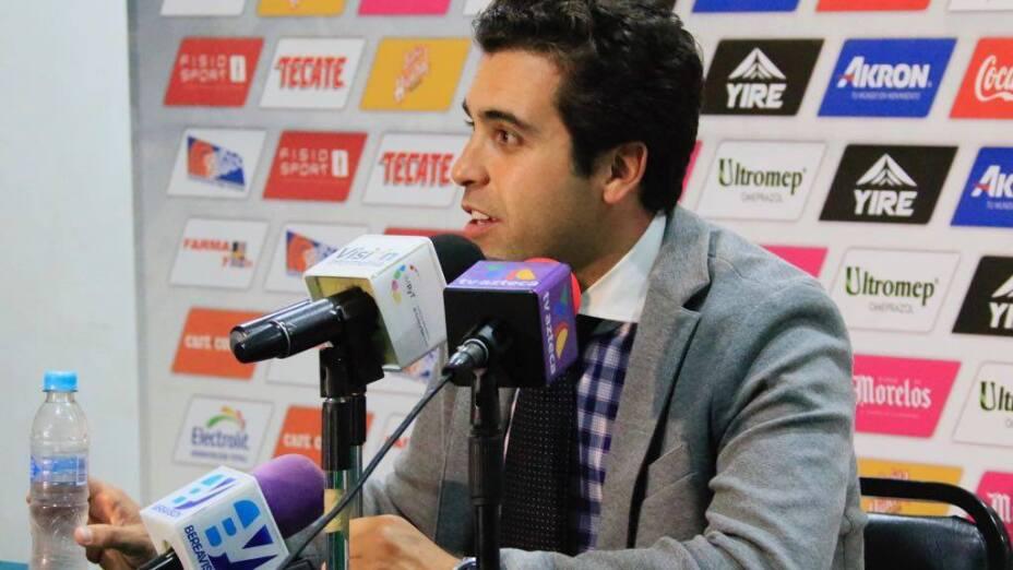 Marcelo Michel Leaño será técnico interino de las Chivas