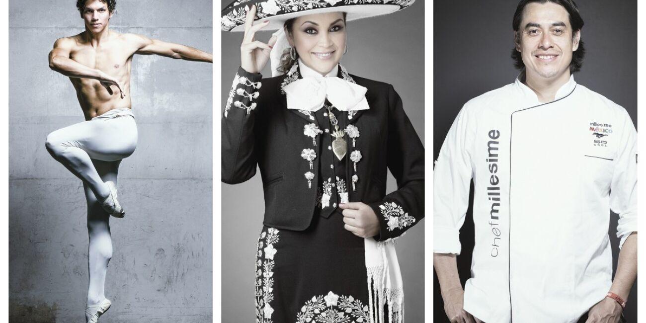 Mexicanos excepcionales