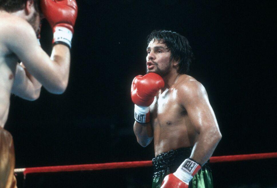 Roberto Durán, una figura del boxeo mundial
