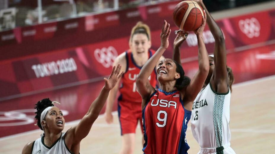 Estados Unidos Basquetbol Olímpico Femenil.png