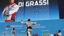 Lucas Di Grassi conquistó los corazones de Puebla.