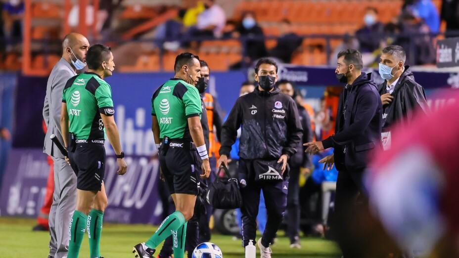 Liga BBVA MX Apertura Grita Mexico 2021 Atletico San Luis vs Cruz Azul