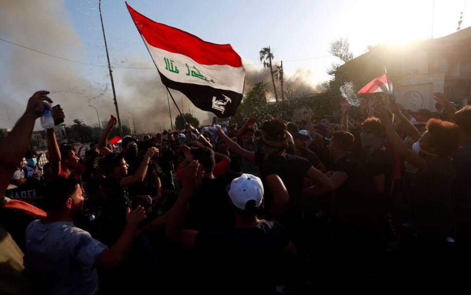 iraq protestas basora 2