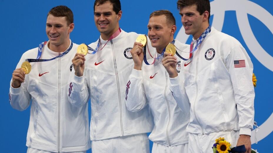 Estados Unidos, medalla de oro en Tokyo 2020