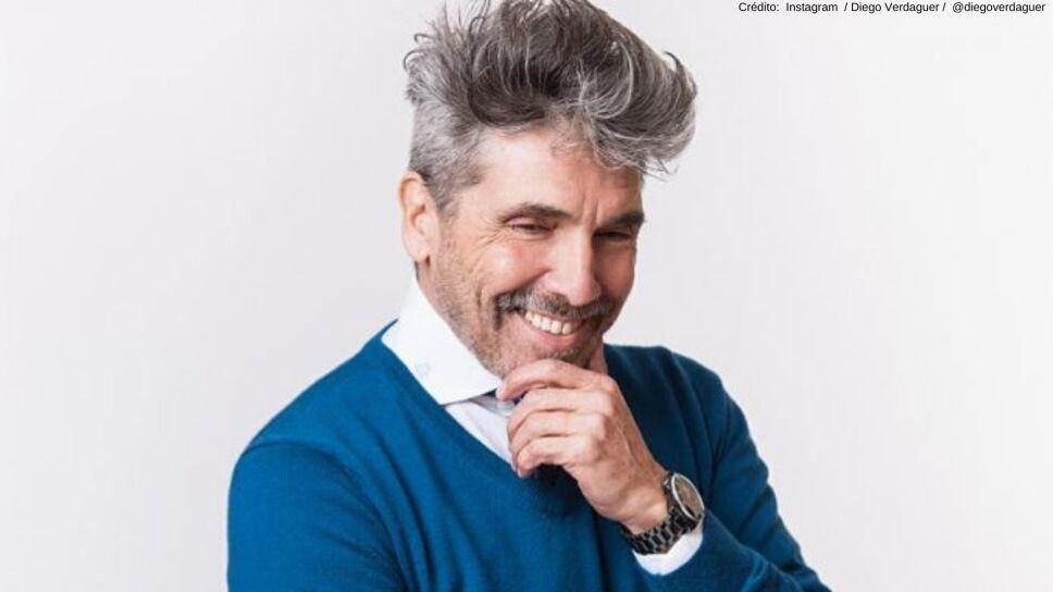Diego Verdaguer aclaró su opinión sobre Luis Miguel.