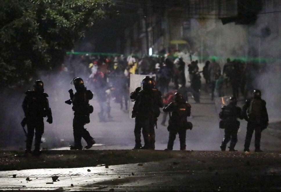 Colombia entre protestas y COVID