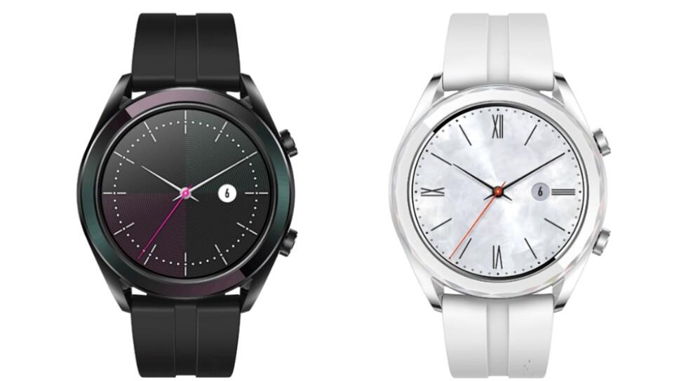 Huawei Watch GT Elegant es todo menos convencional