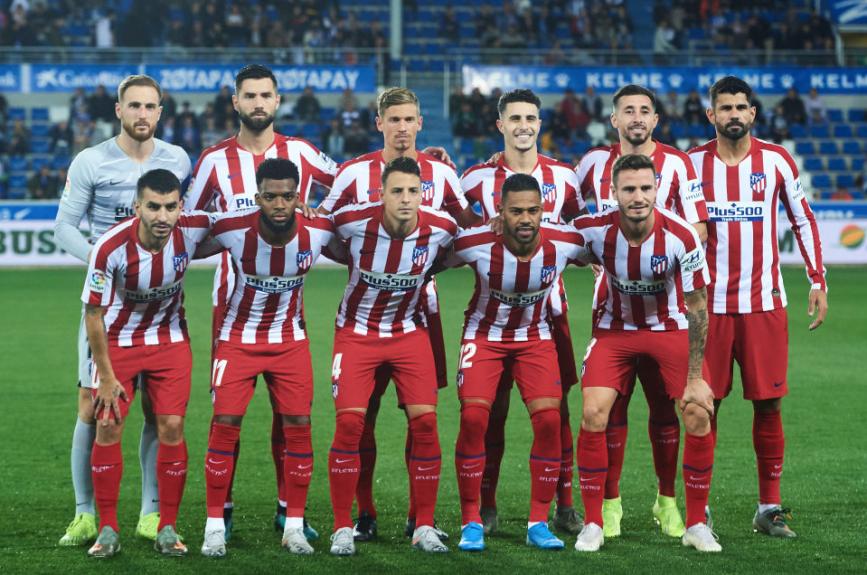 Alavés vs Atlético de Madrid