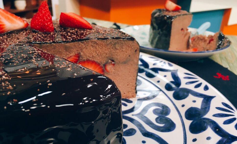 mousse de chocolate de metate, postre, receta, recetas, cocineros mexicanos, tv azteca