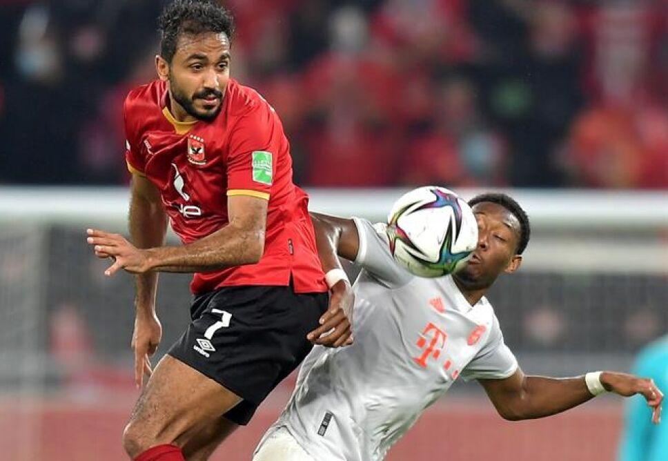 Al-Ahly vs Bayern Munich semifinal mundial de clubes