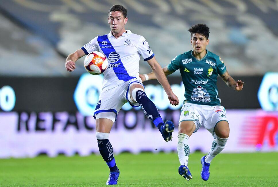 León vs Puebla jornada 9 liga mx