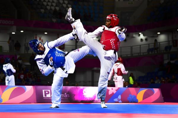 ¿Qué significa el taekwondo?
