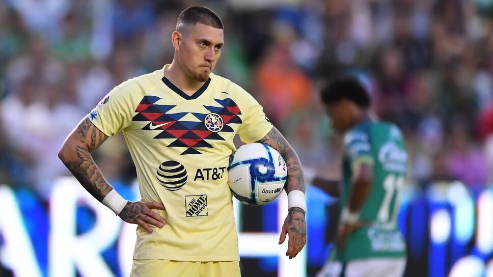 Nico Castillo pasará la noche en el hospital