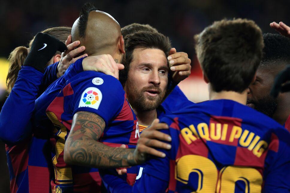 Récord de Messi