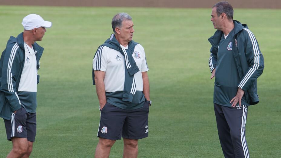 Las novedades del 'Tata' Martino en la convocatoria de la Selección Mexicana