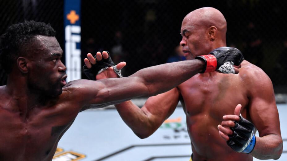 Noquean a Anderson Silva en su pelea de retiro