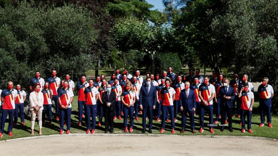 Delegación española, Tokyo 2020