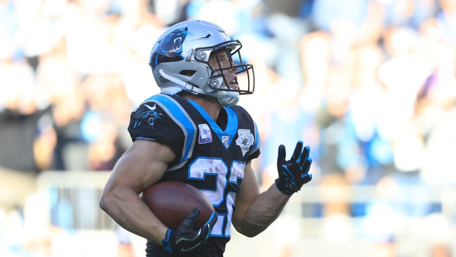 Tennessee Titans vCarolina Panthers