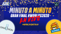 Gran final DWG vs SG ver en vivo